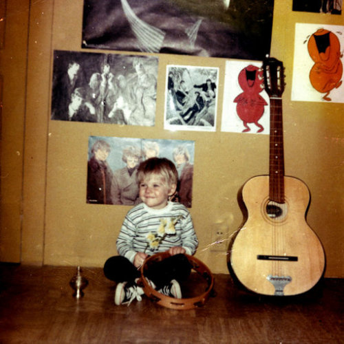 Reblogging my Kurt Cobain birthday post from last year. He would have been 46 today, February 20, 2013.grungebook:  Kurt Cobain, who would have been 45 today.