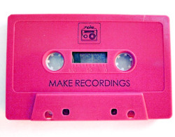 Make Recordings
