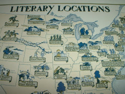 Literary Locations
