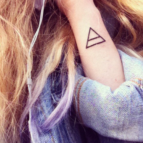 Probably most likely getting a tattoo like this when I go to Cali. So excited.