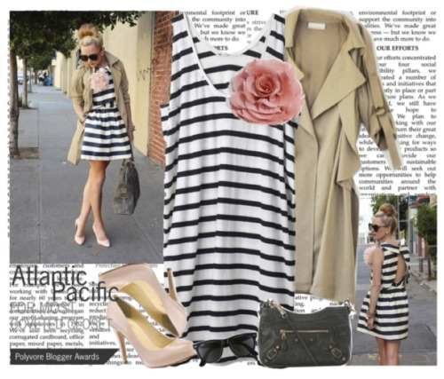 #PolyvoreFavorites created by sisistyle feat. @BlairEadieBEE and @Societyfrd Spring 10 trench coat.