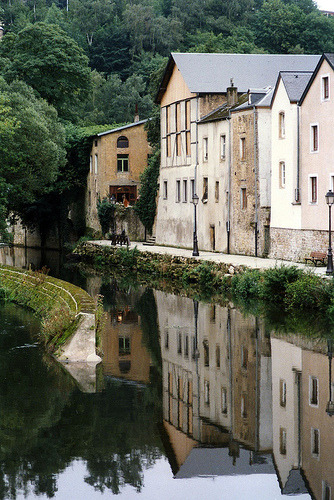 Luxembourg, on bike (by Tim Wiegert)