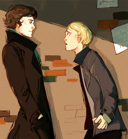 dayuun:   so in the Sherlock Holmes books John actually faints when he sees Sherlock again after the fall can this happen
