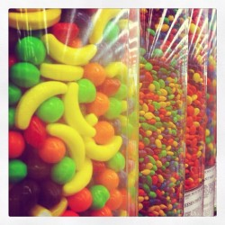 #candy #runts #banana #sugar #bulk #jj #jj_forum #jj_challenge #instagram #toaster #filter #rainbow #colors #ignation #photography  (Taken with instagram)