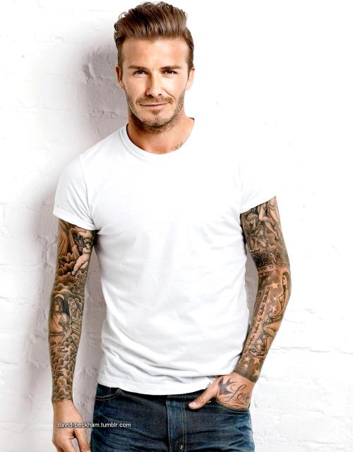 David Beckham Photoshoot (edited bydavid-beckham)