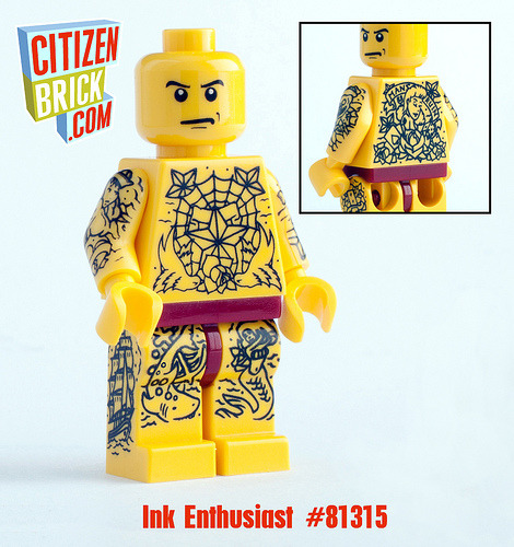 Ink Enthusiast (by CitizenBrick)