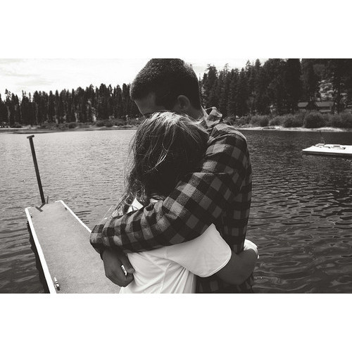 cute couple clipped by Ripped   (clipped to polyvore.com)