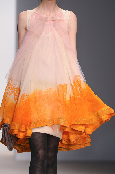 notordinaryfashion:  ohskies:  bora aksu fall 2012  oh I really love this!