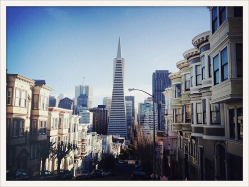 balian:  My afternoon in San Francisco