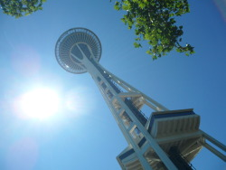 Space Needle, Seattle  submitted by: minaneedsalatter thanks!