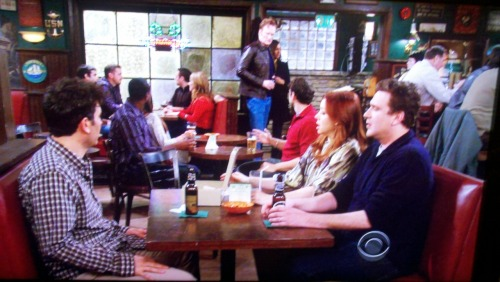 Wild Conan spotted in HIMYM.