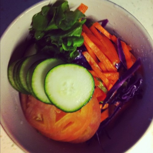 #salad #healthy 👍 (Taken with instagram)