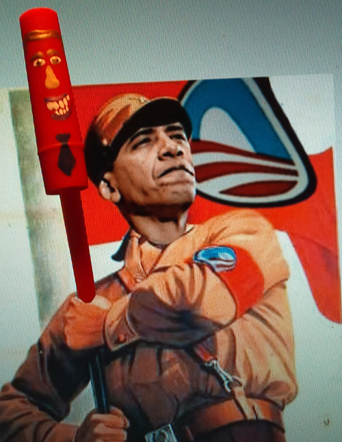 The Obamunist Pen…(only Writes In Red)  http://www.thewritefriends.com/