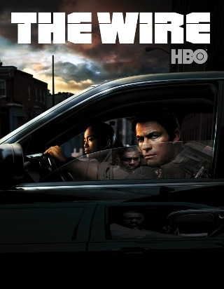 "I am watching The Wire                   ""Pushing through Season Four. ""                                            14 others are also watching                       The Wire on GetGlue.com"