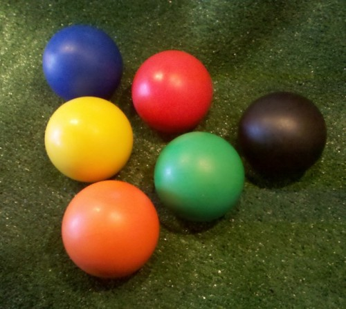 BEST LONG GRASS 9 WICKET CROQUET BALLS IN THE USA MADE IN THE USA PRO BALZ FROM CROQUET YOUR WAY