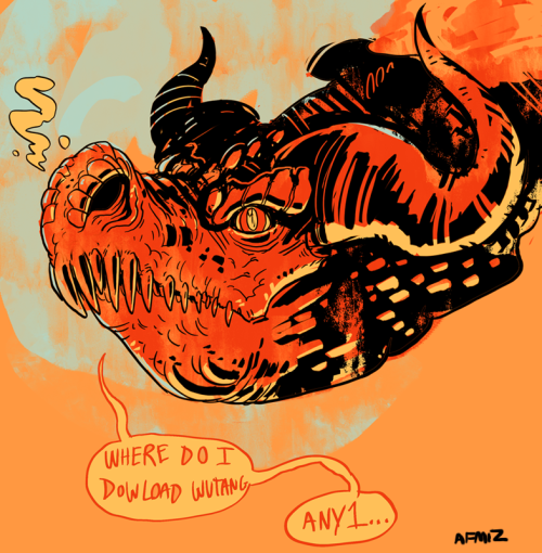 puppytube:  this dragon spends a lot of time on yahoo answers  Cool Dragons ain't nothin ta fuck wit