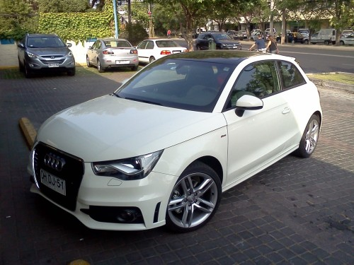 Adding this to #mywanttohavelist : Audi A1