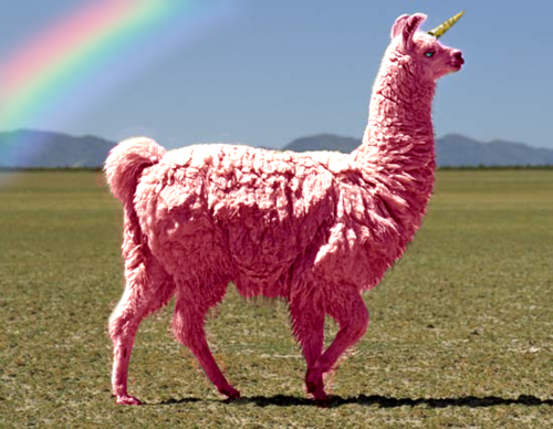 Unipaca or Alpacorn