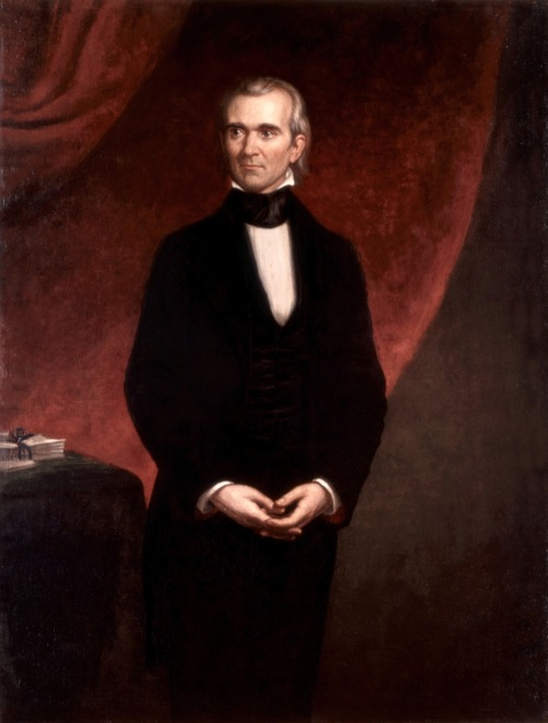 "#11: James Knox Polk Hardest working president ever. Originated the mullet. Effectively bought and fought for the rest of the current US territory. Ultimate indie president. He was 5'8"" A master hand shaker. Literally worked himself to death."