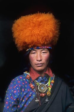 Tibet by Steve Mc Curry