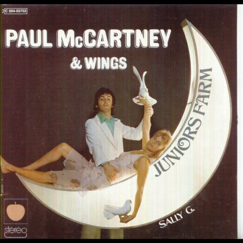 Paul McCartney - 14 Sally G