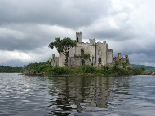 Castle Island, Ireland Contains a castle known as MacDermott's Castle (formerly McGreevey's Castle) Photo by Olga Yermilova