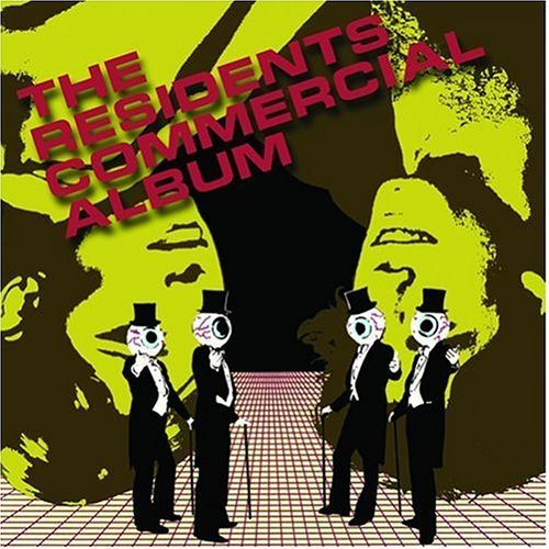 THE BAND IS CALLED THE RESIDENTS. HOW FUCKIN DOPE IS THIS COVER ART?