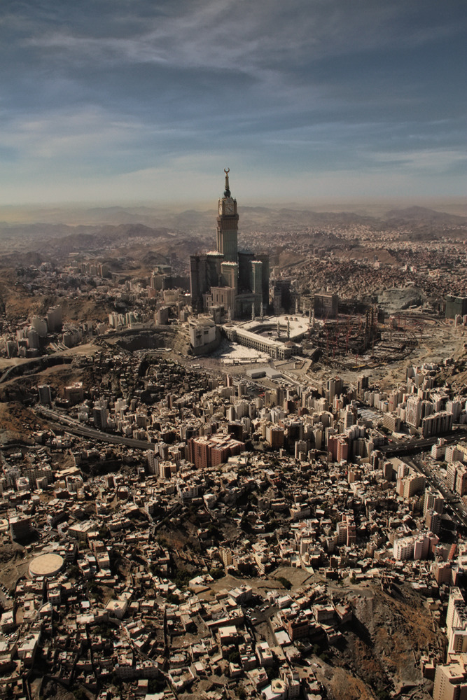 great-y:  Mecca, Saudi Arabia
