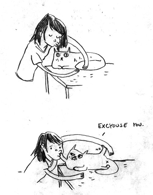 madeleineishere:  !!! CAT COMICS !!!