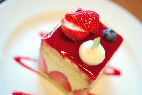 a cake by maaco on Flickr.