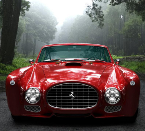 Ferrari - Vintage. Absolute Sexually Awakening!