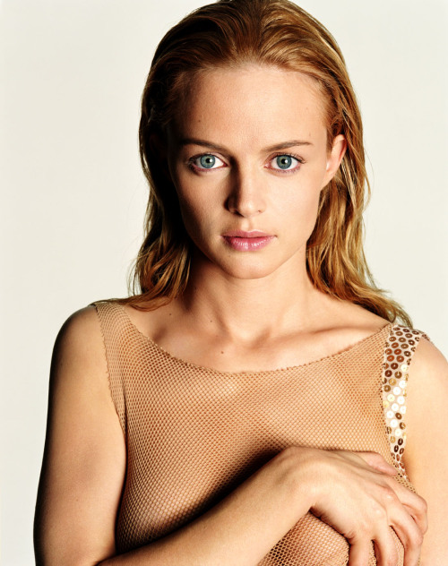 Heather Graham photoshoot for Allure 2000