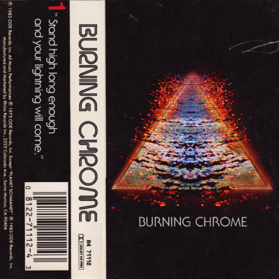 oxane:  ± Burning Chrome ± by signalstarr