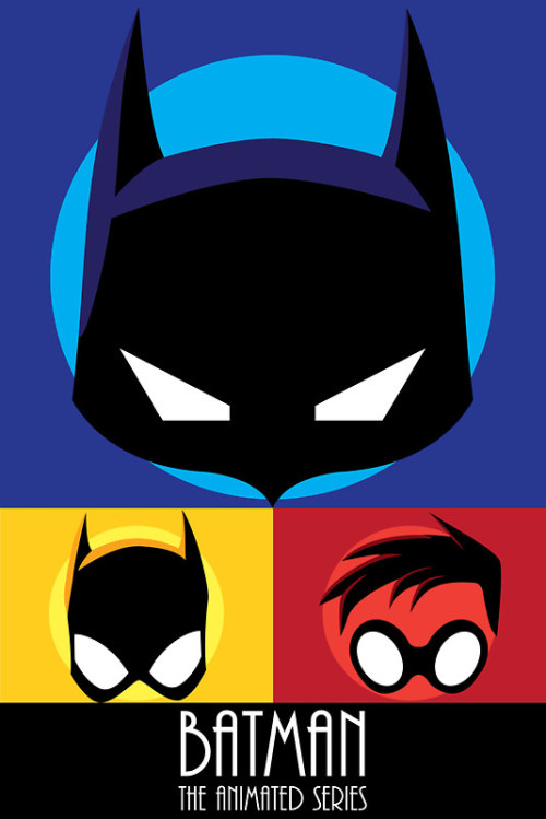 dcplanet:  Poster Art by Gallant Designs