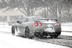 automotivated:  GT-R SnoPlough (by Zachary Koontz)