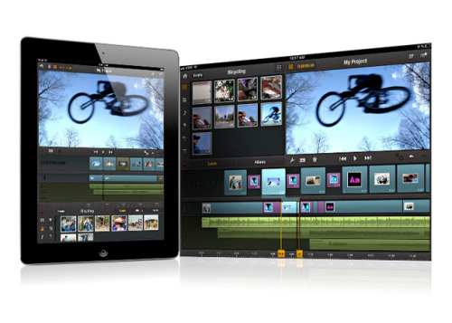 The world's leading film editing software comes to the iPad  touchscreen. Up until now the Apple's iMovie has set the standard for  movie editing on a iOS platform but Avid Studio is about to change this.  Featuring an easy to use interface you can edit audio, photos and movie  clips on your iPad and arrange them quickly in a storyboard, make  precision edits using the timeline and add high quality transitions,  effects and a soundtrack. Furthermore once you have completed your film  you can post it on Youtube or Facebook straight away. Available now from  the Apple iTunes store $5. Available from iTunes» For more stories like this check out our Swagger Blog or our Swagger Facebook Page.For the latest details of money off coupons/codes and special offers from our favourite manufactures and retail outlets, head over to our Swagger Twitter feed Tags: App Avid Studio for iPad film making iOS iPad Movies video editting