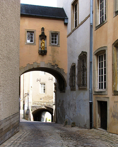 Old Roman Road, Luxembourg (by Snuffy)