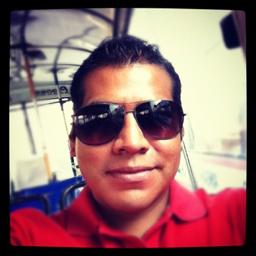 #carademartes  (Taken with instagram)