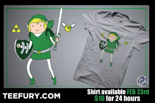 teeketch:  Hey everyone I have another print on Teefury.com this Thursday. Spread this around and pick up a shirt when it's available. Thanks!