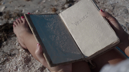 teachingliteracy:  Vessel - An Open Book (by Conjure Motion Pictures and Photography L.L.C.)