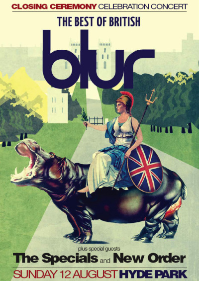 "(via Blur to play 2012 Olympic Closing Ceremony concert « Consequence of Sound) Redefining ""I want to go to there."""