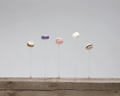 Macarons by Carl Kleiner