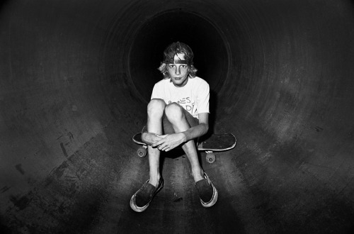 -outlying-:  J. Grant Brittain, Tony Hawk, c. 1982