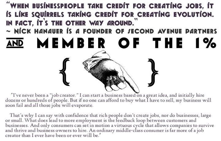 Member Of 1% Reveals The Actual Truth About Job Creators [via MoveOn]