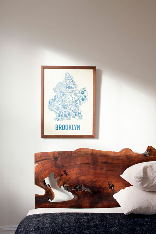 fuckyournoguchicoffeetable:  Fuck your typographic city map.  THE HEADBOARD. THE HEADBOARD. THE HEADBOARD.