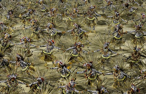 Carnival Dancers  (AP photo)