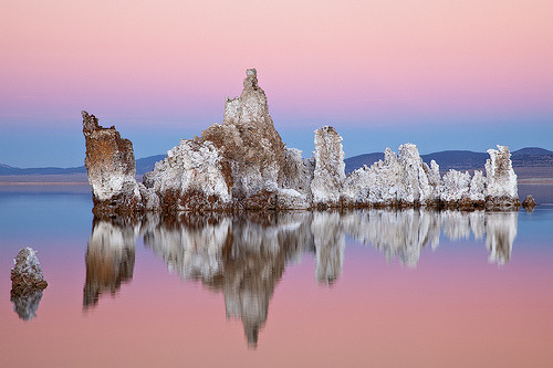 Reflections | Mono Lake, California© D Breezy