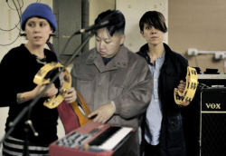 tegan and sara and kim jong un
