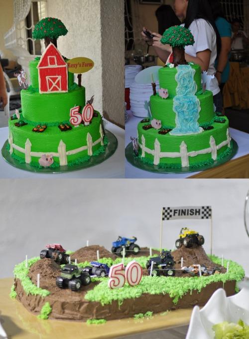 off road cake Tumblr