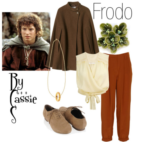 charactersinspired:  Frodo from The Lord Of The Rings